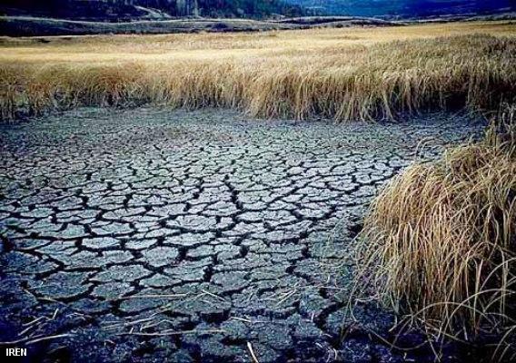 خشکسالی در مرودشت