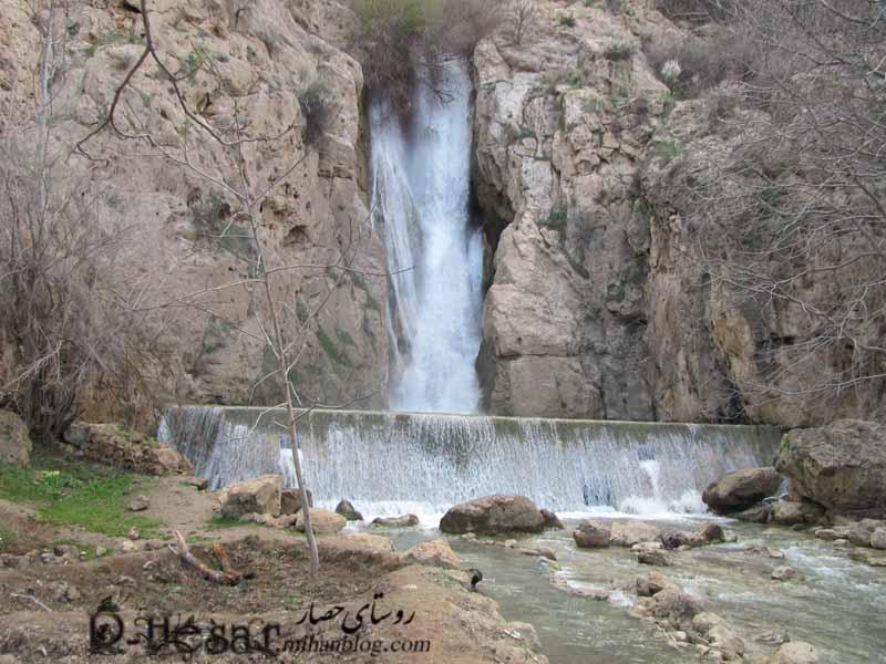 آبشار حصار مرودشت